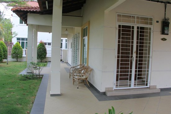 Sunflower House Malacca: Open area in the house