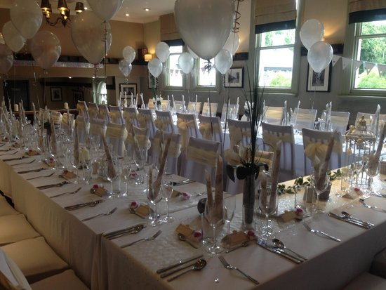The Didsbury Pub: Function Room available for Weddings