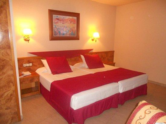 Hotel-Aparthotel Dorada Palace: Camas