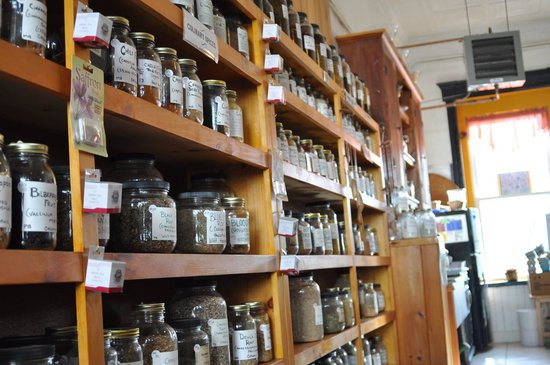The Little Herb Shoppe: Such a wide variety!