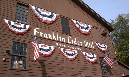 Franklin Cider Mill : Great visit!