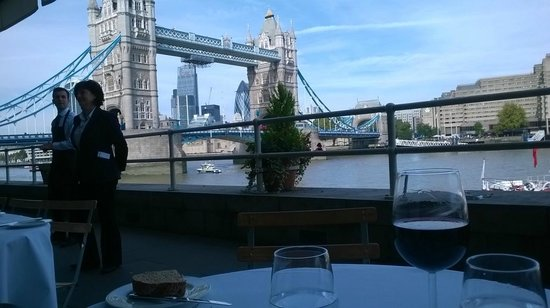 The Butlers Wharf Chop House: A perfect day