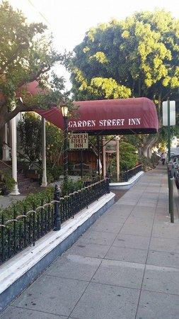 Garden Street Inn : Hotel Front
