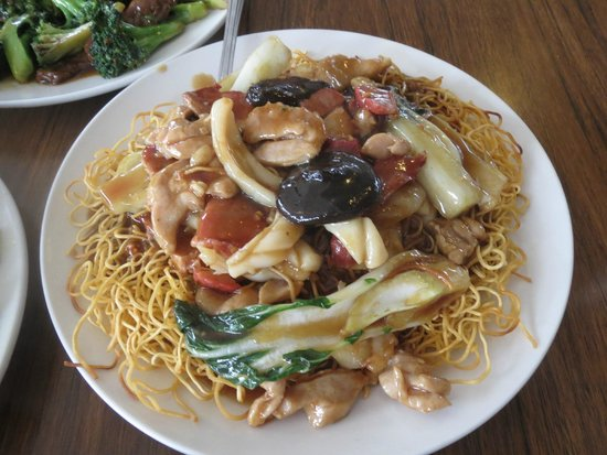 House Special Chow Mein House Special P...