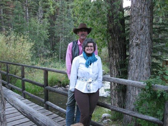Medicine Bow Lodge: Wonderful hosts