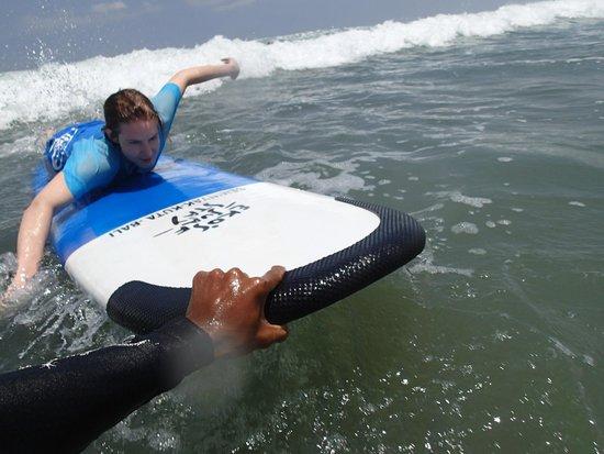 Desu de Bali Surf - Surfing Courses : Paddling