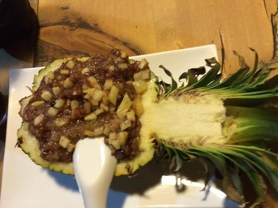 Little Yunnan: Pineapple rice