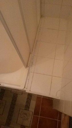 Hotel Grand Zilina: Standard room bathroom