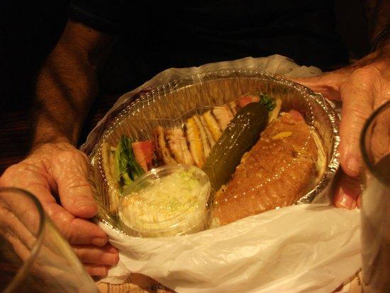 Manhattan Diner: Leftovers