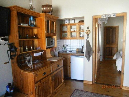Karoo-Rust : Nifty kitchen