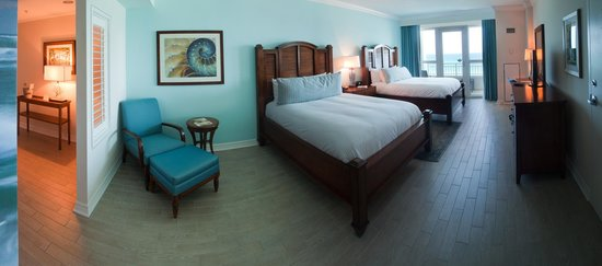 Margaritaville Beach Hotel Double Queen Room