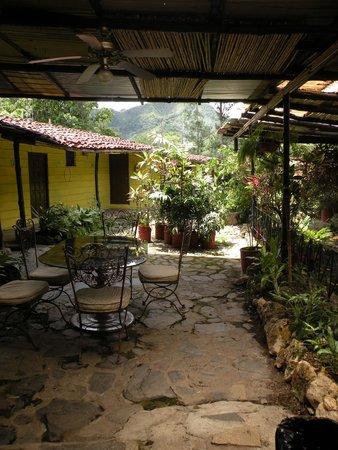 Restaurante Rincon Vallero: inside
