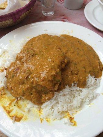 Masala Wahala: Chicken Curry