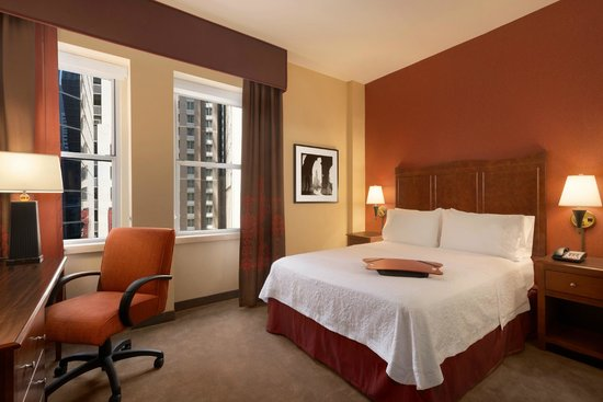 Hampton Inn Manhattan / Downtown - Financial District