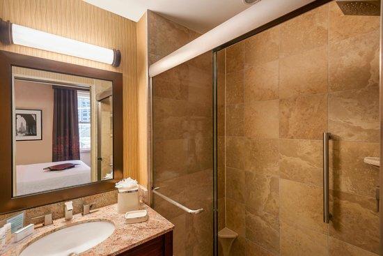 Hampton Inn Manhattan / Downtown - Financial District: Standard Bathroom