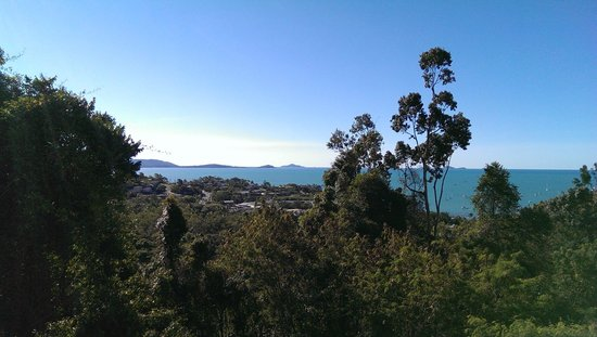 Whitsunday Reflections: view from the balcony