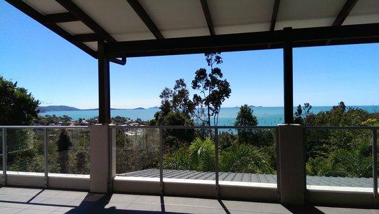 Whitsunday Reflections: balcony