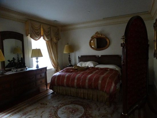 The Annapolis Inn: Bedroom suite