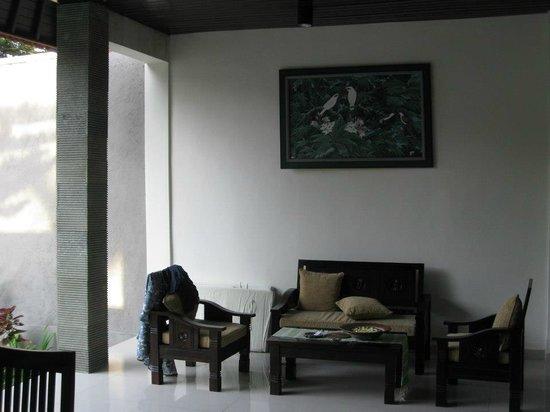 Evita Villa: Family Room