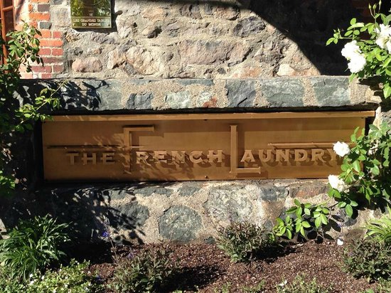 The French Laundry : Amazing dinner