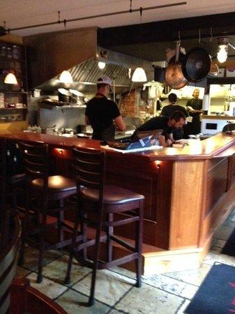 Cava chefs table(Bar)
