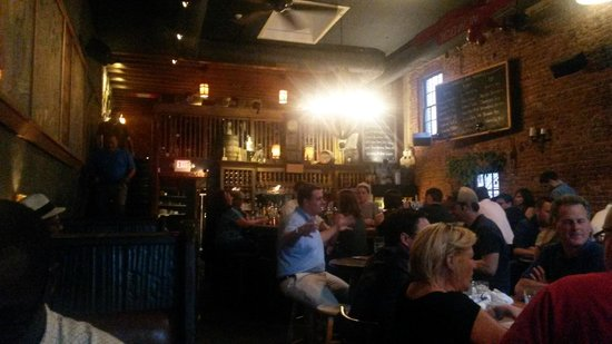 The Brick Store Pub : view of main dining