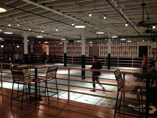 The Royal Palms Shuffleboard Club