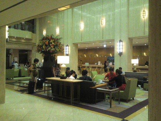 Hotel Metropolitan Tokyo Ikebukuro: フロント