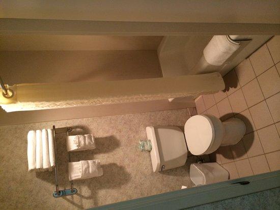 Best Western Redondo Beach Galleria Inn: Toilet