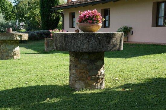Agriturismo Il Sole Verde: Garten