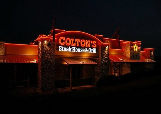 Colton S Steak House Grill Of Harrison Ar