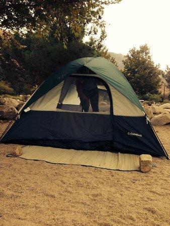 Mountain & River Adventures: Mountain adventures campground