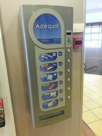 Ibis Paris Gare de Lyon Diderot: In case you run out of toothaste