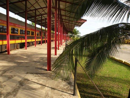 Panama Canal Railway: Panama Canan Railway