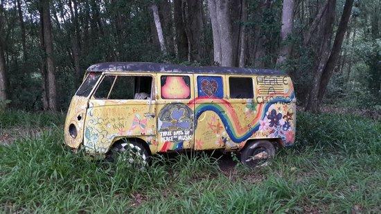 Nimbin Markets: Rainbow Retreat camp grouns
