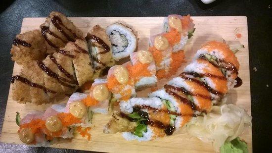 Shima Sushi: Sushi Rolls