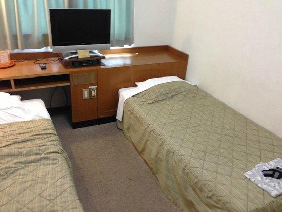 Okinawa Oriental Hotel: 部屋