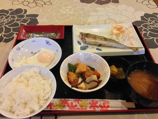 Okinawa Oriental Hotel: 朝食
