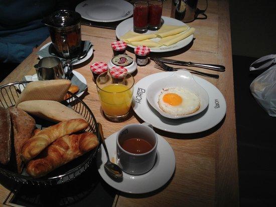 Grand Cafe Horta : Veggie breakfast