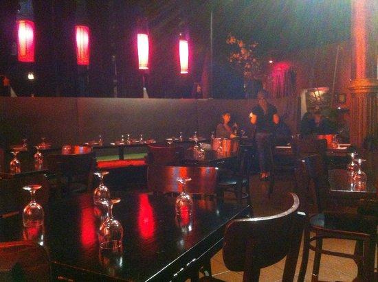 Apple Restaurant: Dining room