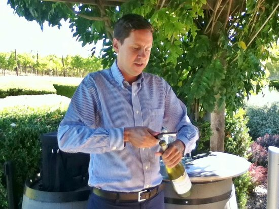 William Hill Estate Winery : It's all about the wine