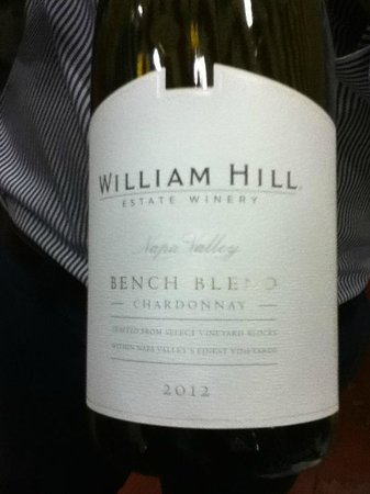 William Hill Estate Winery : First tasting - would definitely buy