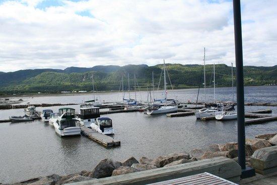 Auberge la Fjordelaise: Voyez...