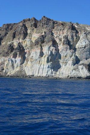 Santorini Yachting: the view