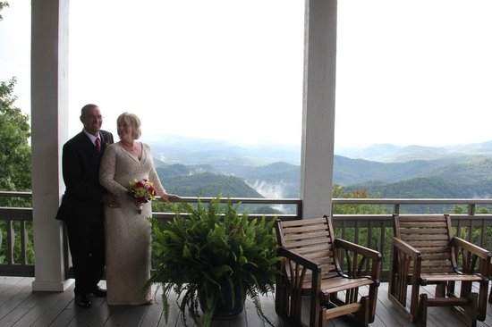Gracehill Bed & Breakfast: Wedding View