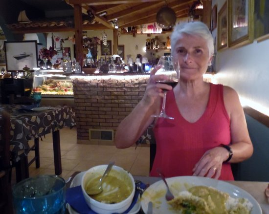 Oliveira Dourada: Probably the finest fish curry ever!
