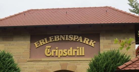 Erlebnispark Tripsdrill: Entrance
