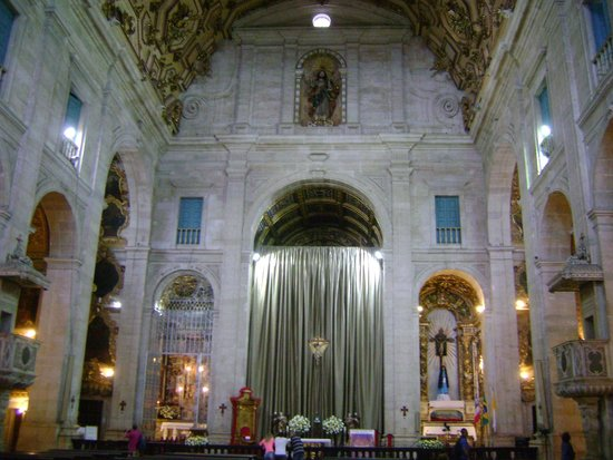 Basilica Cathedral : Catedral Basílica