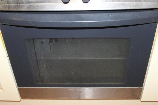 El Xalet de Prades : Suciedad en el horno