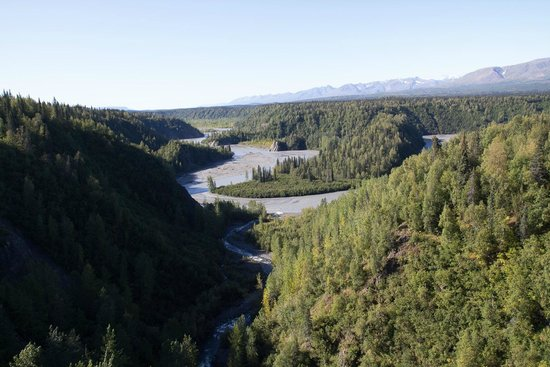 McKinley Explorer: Talkeetna River Valley